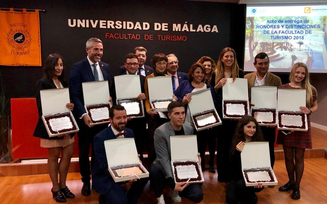 Premio Antiguo Alumnos de Honor 2019