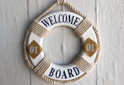 Bienvenido/a a bordo