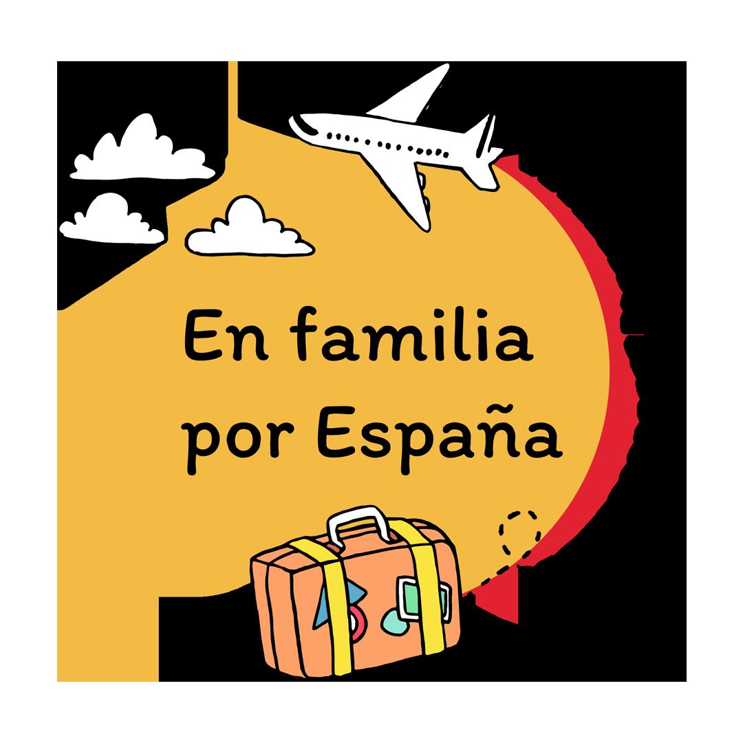 En Turismo por España Logo
