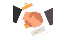 Acuerdos con centros de formación