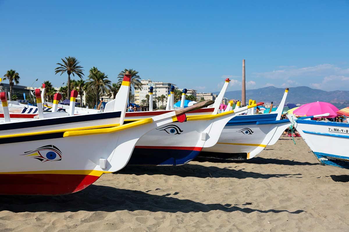 Trabajar en Turismo en Málaga